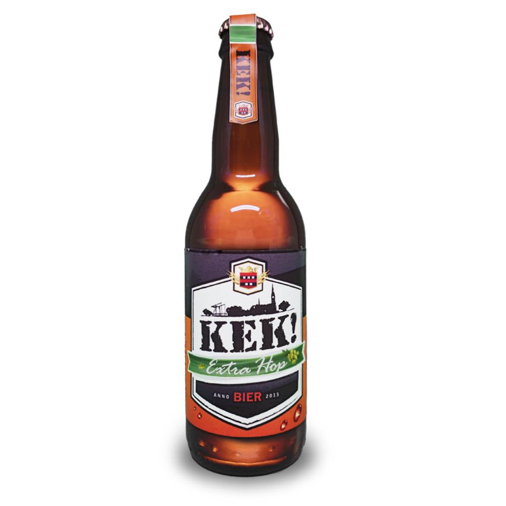 Kek-Bier Extra Hop