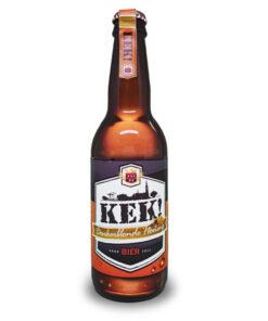 Kek-Bier Donkerblonde Honing